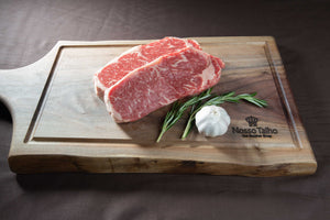 Striploin Steak, Centre Cut (Wholesale Case 4.5 kg)