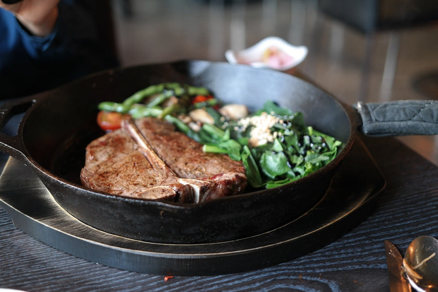 T-Bone Steak, AAA (pc)
