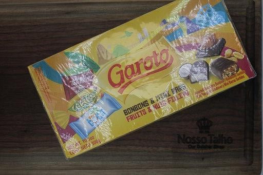 Bonbons & Mini Chocolate Bars -Garoto-