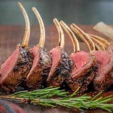 Lamb Rack, Frenched (22oz)