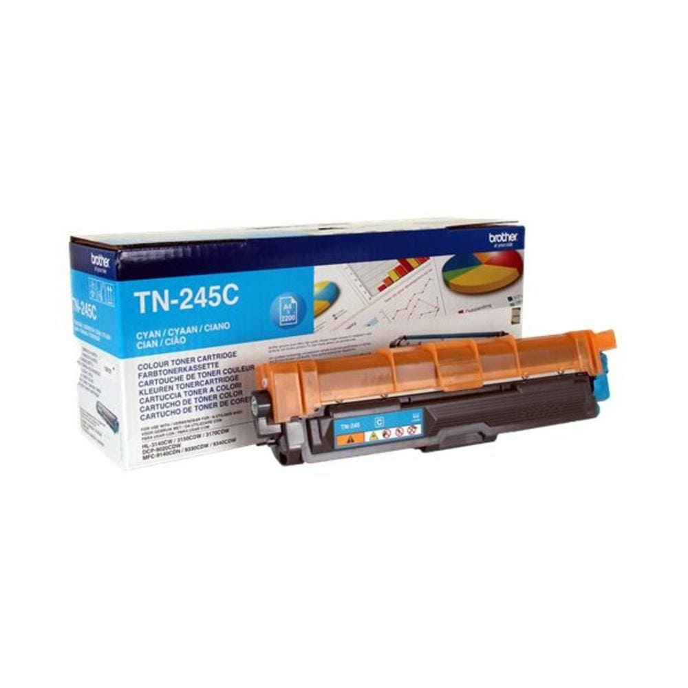 BROTHER Toner TN-241C, Cyan - WERBE-WELT.SHOP