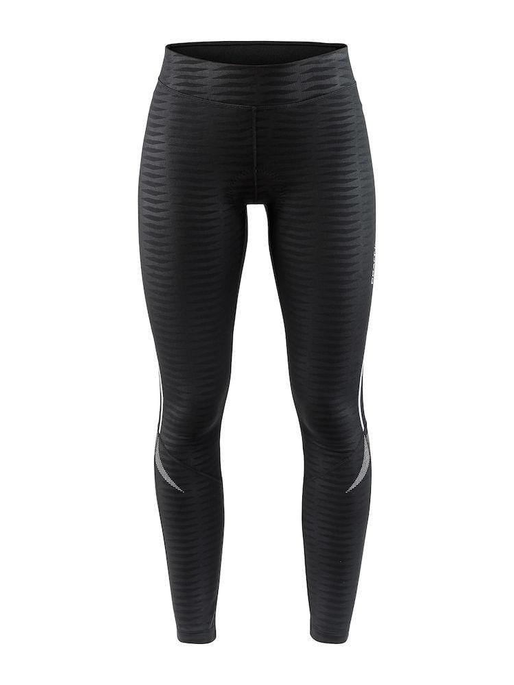 IDEAL THERMAL TIGHTS W BLACK/BLACK 3XL