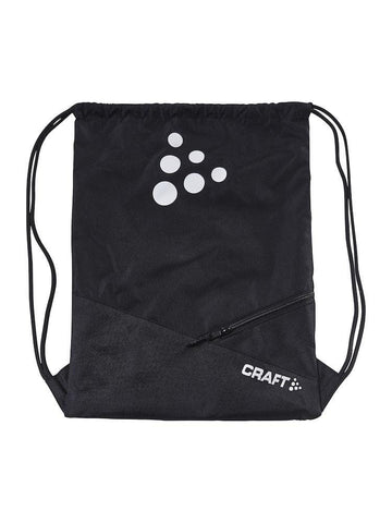 CRAFT SQUAD GYM BAG ONESIZE BLACK ONE SIZE