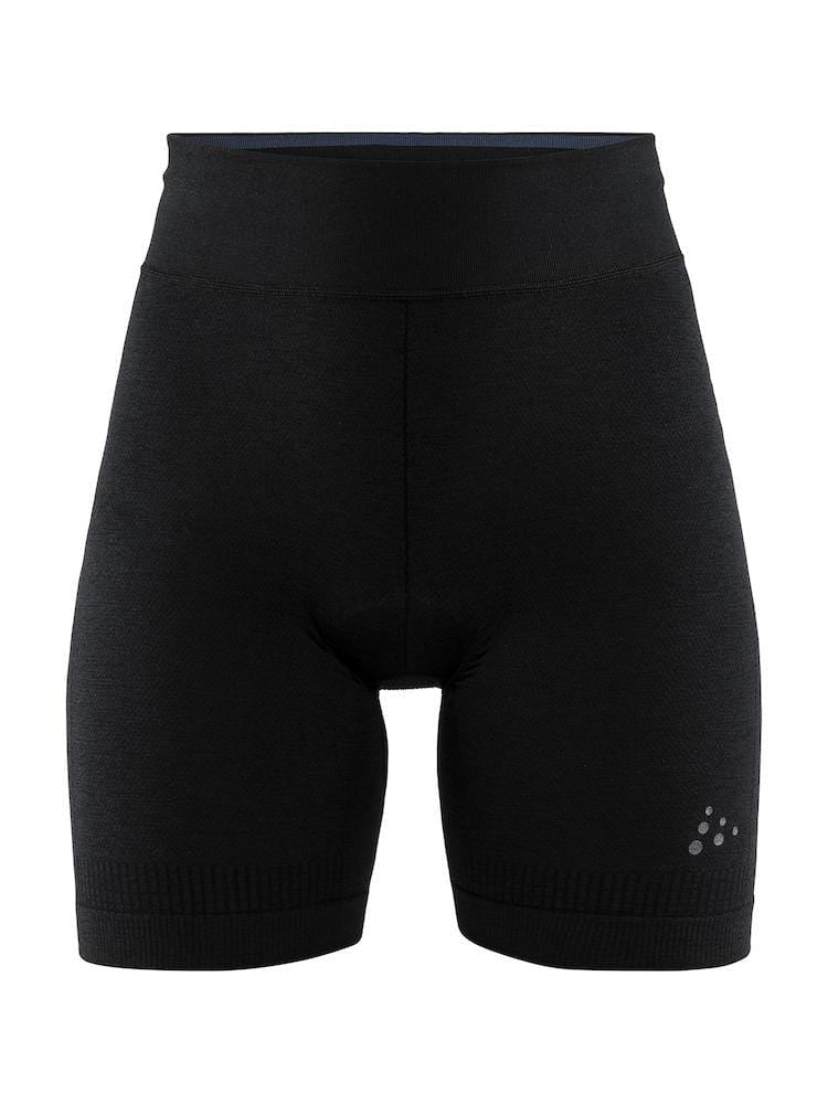 FUSEKNIT BIKE BOXER W BLACK XL