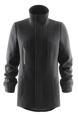 Hybrid Wool Coat Ladies