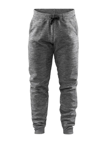 LEISURE SWEATPANTS MEN BLACK 3XL