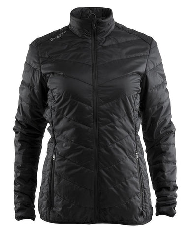 LIGHT PRIMALOFT JACKET WMN BLACK 3XL