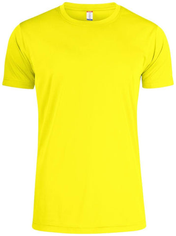 Clique Herren T-Shirt aus Interlock Gewebe - 'Basic Active-T'