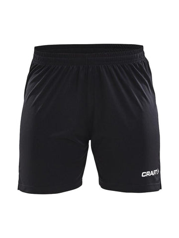 CRAFT SQUAD SHORT SOLID WMN BLACK 2XL