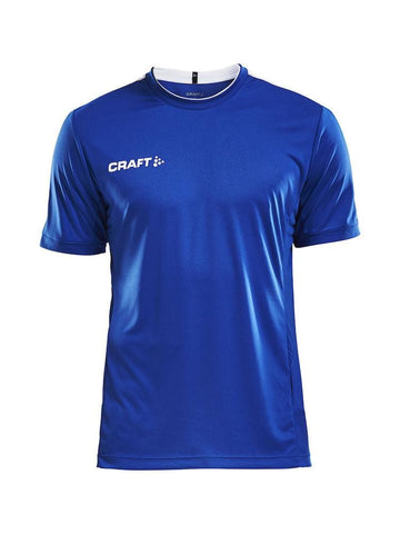 CRAFT PROGRESS PRACTISE TEE MEN ROYAL BLUE L