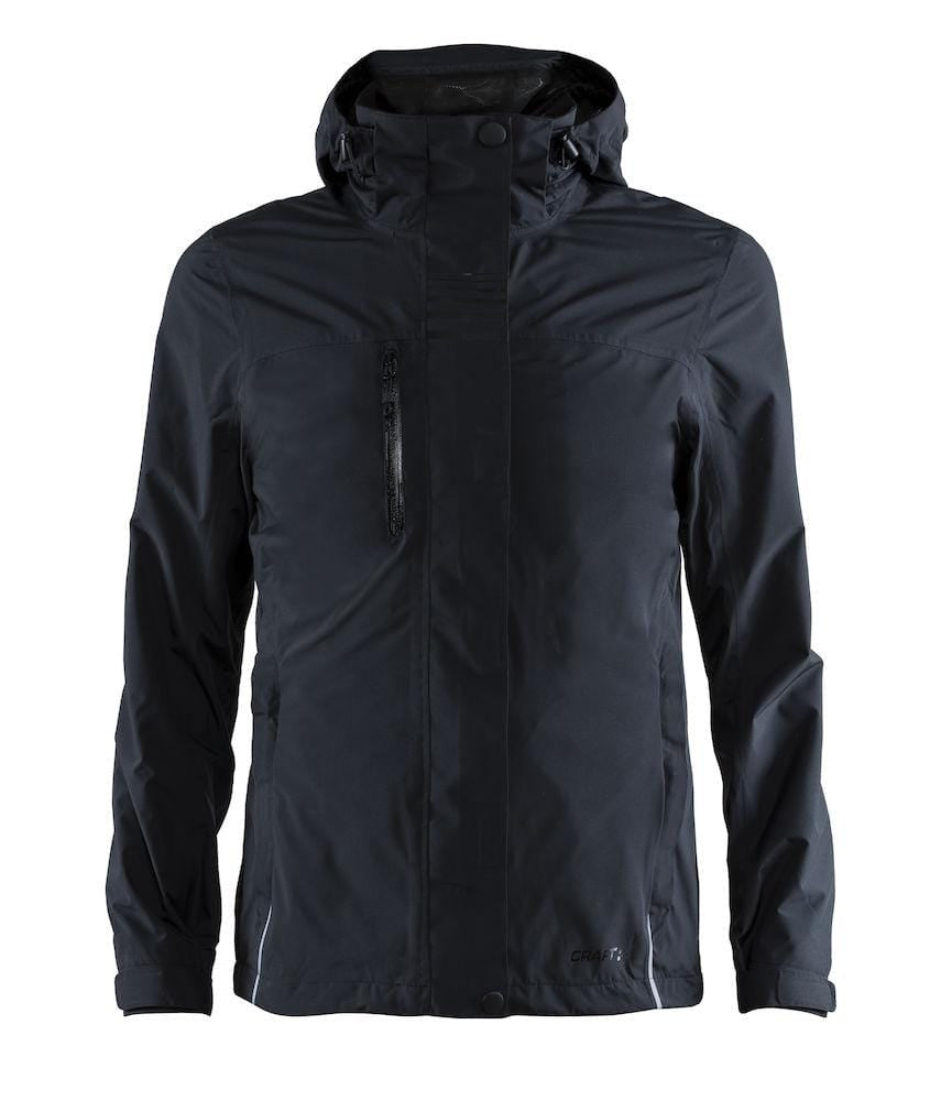 URBAN RAIN JKT M BLACK 3XL