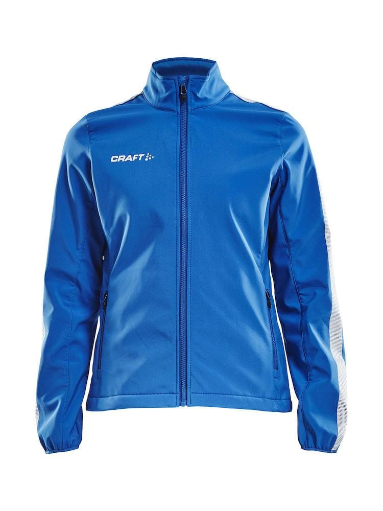 PRO CONTROL SOFTSHELL JACKET WMN BRIGHT RED L - WERBE-WELT.SHOP