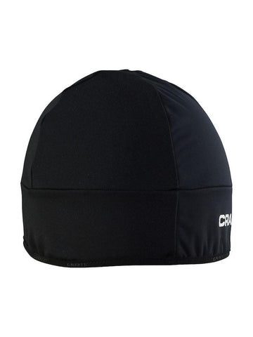 WRAP HAT BLACK S/M