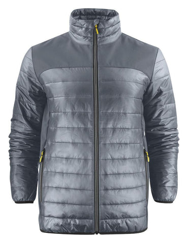 Wattierte Steppjacke für Herren - Printer Expedition - WERBE-WELT.SHOP