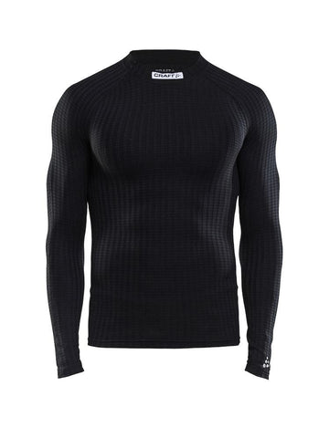 CRAFT PROGRESS BASELAYER CN LS MEN BLACK 2XL