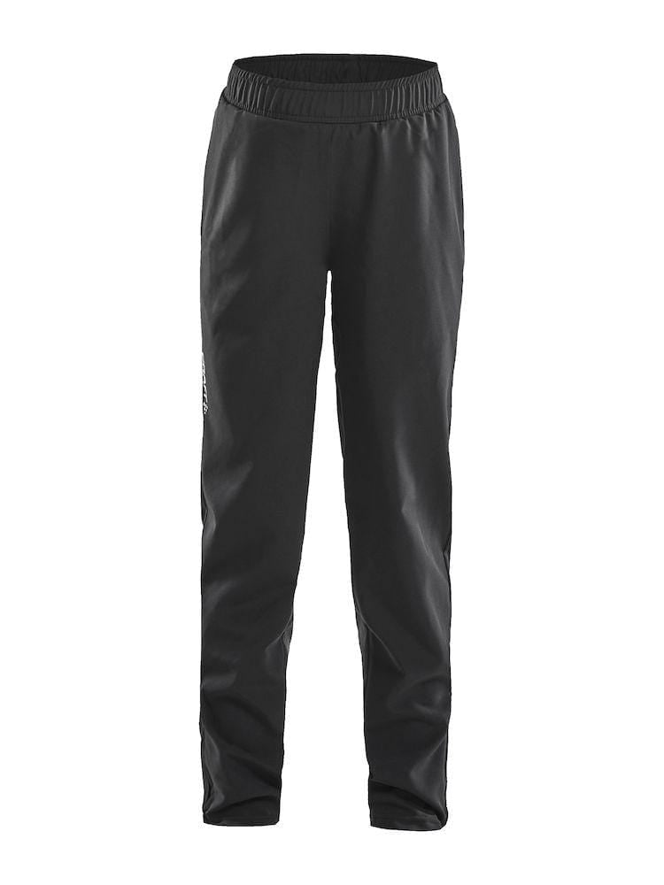 RUSH WIND PANTS JR BLACK 158/164