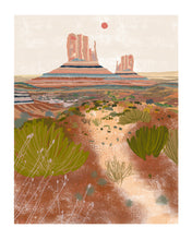Load image into Gallery viewer, Monument Valley