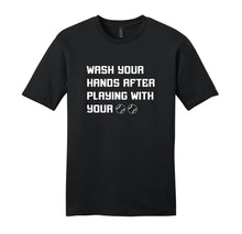 Load image into Gallery viewer, 17 Baseball | Wash Your Hands T-Shirt