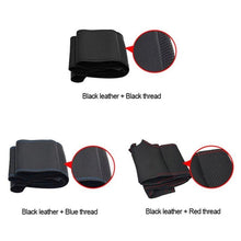 Load image into Gallery viewer, Steering Wheel Leather Stitch Cover for Mitsubishi Pajero 2007-2021 Generation 4