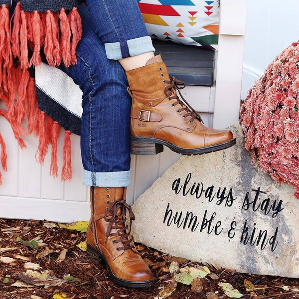 5 Reasons Why Our Crave Combat Boots Are A Fall Must-Have