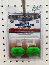 Load image into Gallery viewer, LimbSaver Recurve Broadband Limbsavers