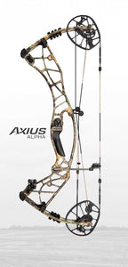 Hoyt Axius with QAD ULTRA REST