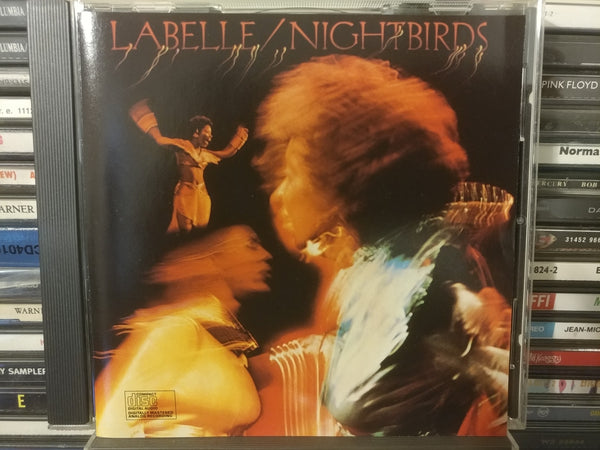 Labelle : Nightbirds (N/A) Original CD Issue ~ Epic ~ EK 33075 ~ NM/M