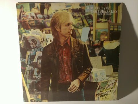 LP - Tom Petty and the Heartbreakers : Hard Promises (1981) - Europadisk - *NM*
