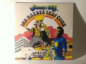 Jimmy Cliff : The Harder They Come (1988) - LP (Reissue, Mango Label) *NM*