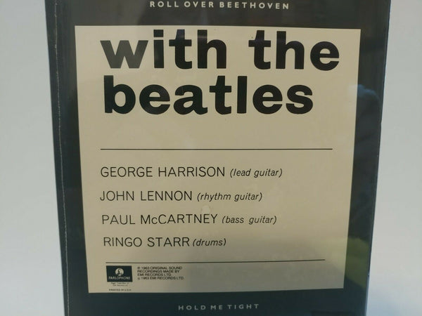 The Beatles : With the Beatles (1987) CD ~ LongBox ~ *SEALED*