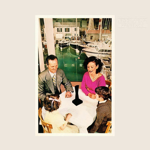 Led Zeppelin: Presence (2015) CD ~ Page Remaster ~Mini-LP~ *NEW* *FREE SHIPPING*