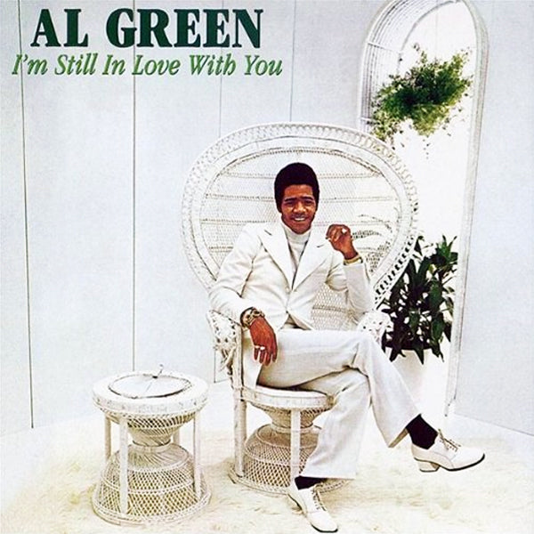 Al Green : I'm Still in Love with You (1993) NM-/M