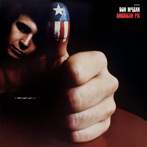 Don McLean : American Pie (1987) CD ~ Early Press ~ VG++/VG-