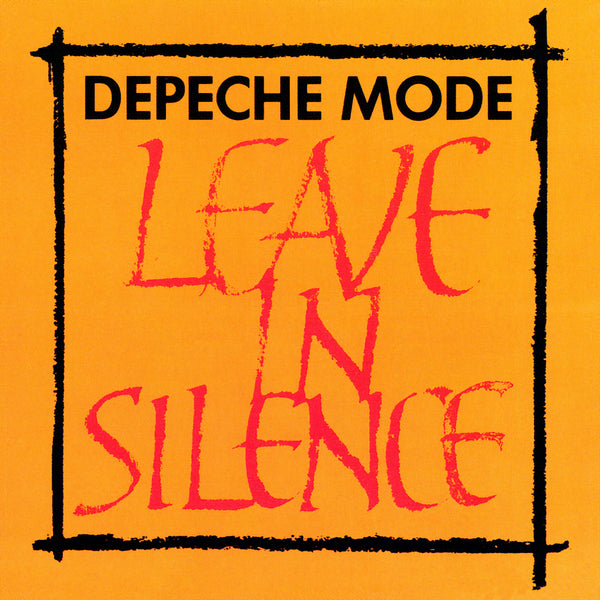 Depeche Mode : Leave in Silence (N/A) CD ~ Single ~ *MINT*