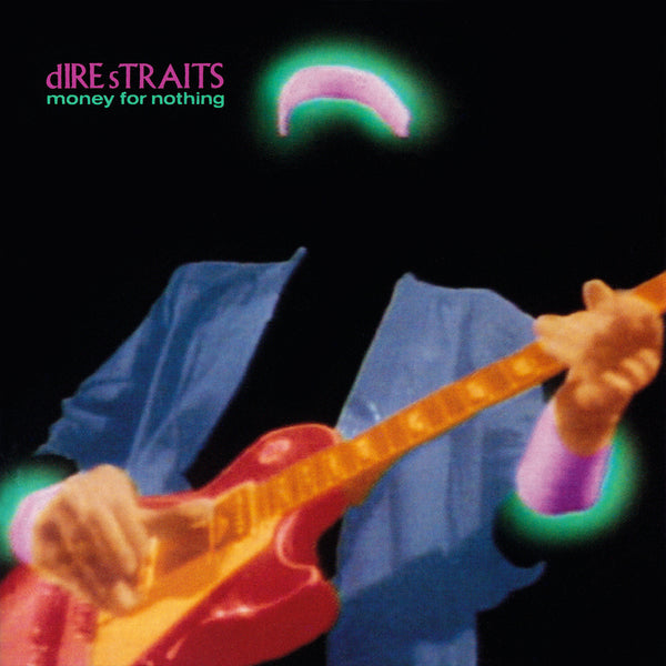 Dire Straits : Money for Nothing (1988) SRC Press ~ NM/M