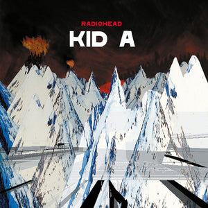 Radiohead : Kid A (2000) Europe Press ~ Hidden Booklet ~ Black Tray ~ *M/NM*
