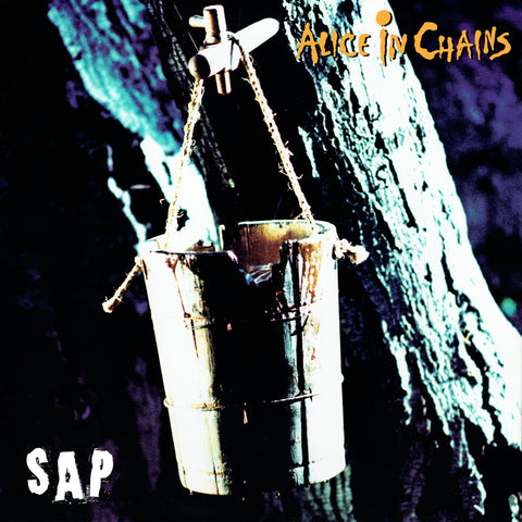 Alice in Chains : SAP (1992) White Tray ~ NM/M
