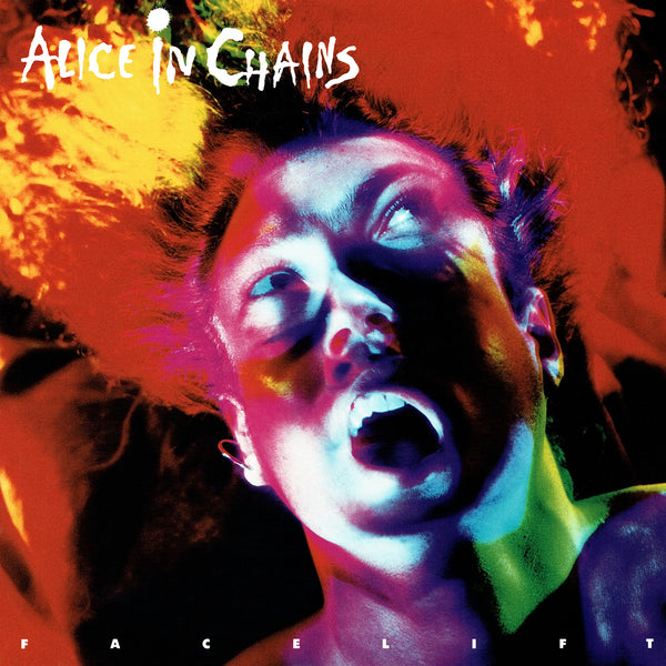 Alice in Chains : Facelift (1990) Early Press ~ M/NM
