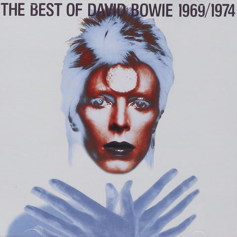 David Bowie: The Best of Bowie 1969/1974 (1997) UK Imp. ~ *MINT* *FREE SHIPPING*