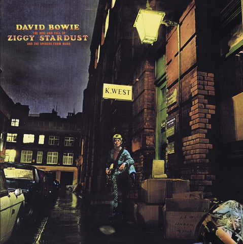 David Bowie : Ziggy Stardust and the Spiders from Mars (2015) Remaster ~ *NEW*