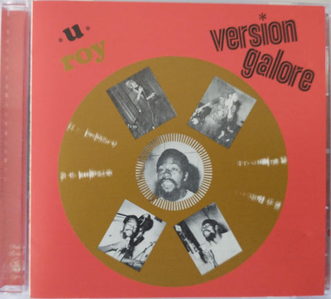 U-Roy : Versions Galore (1997) CD ~ French Import ~ Jet Set 44 419-2 ~ *MINT*