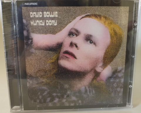 David Bowie : Hunky Dory (1971/2015) Remaster ~ Argentina Imp. ~ *SEALED* *NEW*