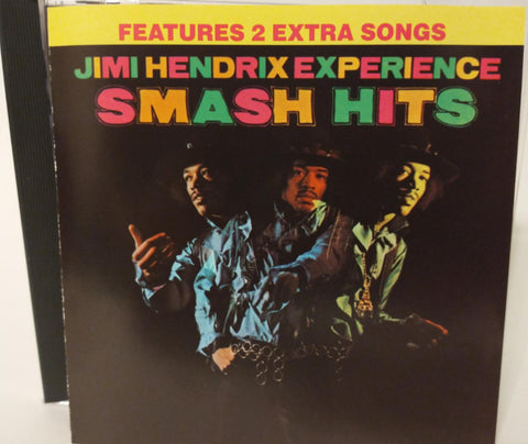 Jimi Hendrix Experience : Smash Hits (RI) Reprise 2276-2 ~ RM ~ CD+G ~ *MINT*