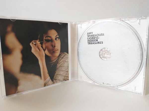 Amy Winehouse : Lioness/Hidden Treasures (2011) UK Imp. ~ *MINT* *FREE SHIPPING*