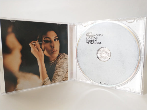 Amy Winehouse: Lioness/Hidden Treasures(2011) UK Import ~ *MINT* *FREE SHIPPING*