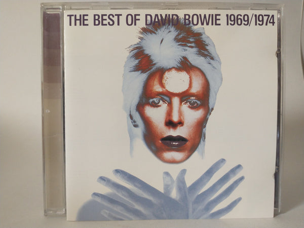 David Bowie: The Best of Bowie 1969/1974(1997) UK Imp. ~ *MINT* *FREE SHIPPING*