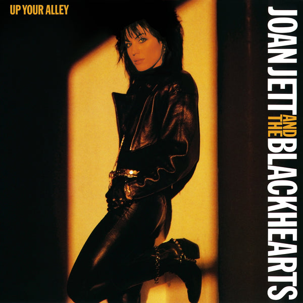 Joan Jett and the Blackhearts : Up Your Alley (1988) NM-/VG++