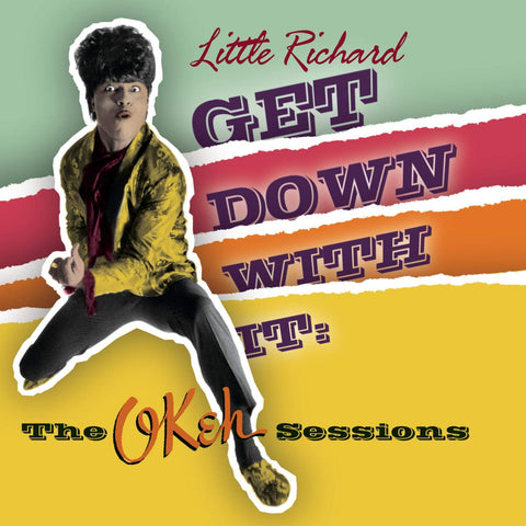 Little Richard : Get Down with It / The Okeh Sessions (2004) EK 86668 ~ *MINT*