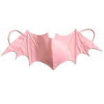 Load image into Gallery viewer, Pink Bat Mask