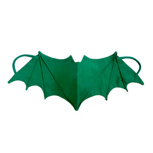 Green Bat Mask